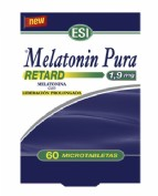 MELATONIN PURA RETARD MICROTAB (1.90 MG 12 MICROTAB)
