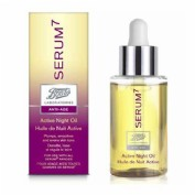 BOOTS LABORATORIES SERUM7 ANTIAGE - ACEITE DE NOCHE ACTIVO (30 ML)