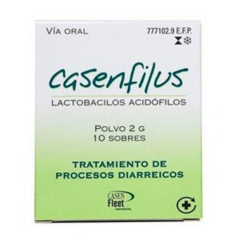CASENFILUS POLVO, 10 sobres