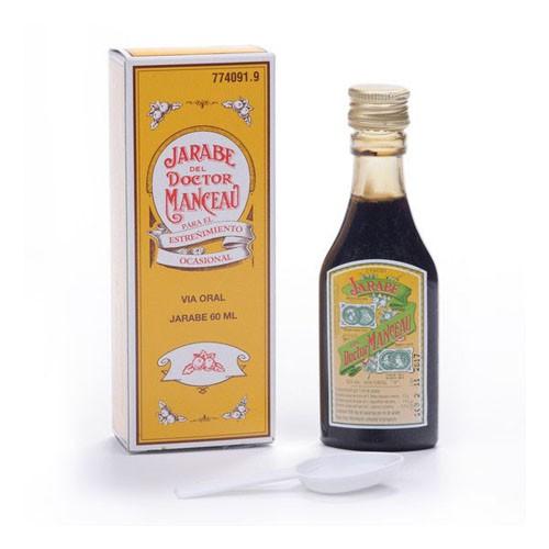 JARABE DEL DR MANCEAU, 1 frasco de 60 ml