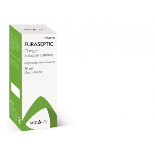 FURASEPTIC 10 MG/ML SOLUCION CUTANEA 1 frasco de 30 ml