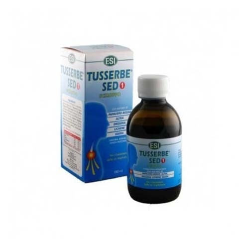 Tusserbe sed 1 (180 ml)