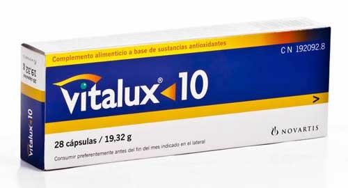Vitalux plus (28 capsulas)