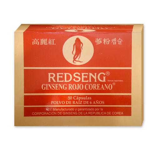 REDSENG 300 mg CAPSULAS, 50 cápsulas