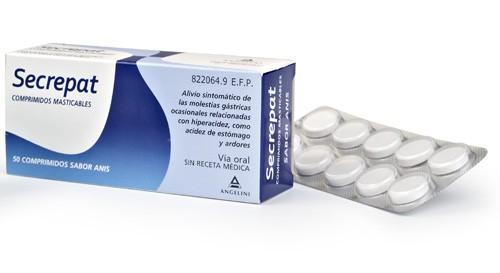 MIRPEDIL COMPRIMIDOS MASTICABLES , 50 comprimidos sabora anis
