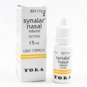 SYNALAR NASAL INFANTIL, 1 envase pulverizador de 15 ml