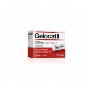 GELOCATIL 500 mg GRANULADO , 12 sobres