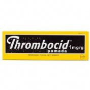 THROMBOCID 1mg/g POMADA, 1 tubo de 60 g