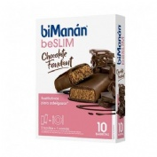 BIMANAN BARRITA CHOCOLATE NEGRO FONDANT (40 G 320 G 8 BAR)