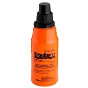BETADINE JABONOSO 40 MG/ML SOLUCION CUTANEA , 1 frasco de 125 ml
