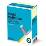 IBUDOL PEDIÁTRICO 200 MG SUSPENSIÓN ORAL , 20 sobres