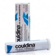 COULDINA CON ACIDO ACETILSALICILICO COMPRIMIDOS EFERVESCENTES , 20 comprimidos