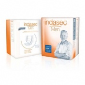 INDASEC HOMBRE ABSORB INCONTINENECIA LEVE (10 ABSORB)