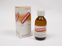 RINOMICINE 200ml JARABE , 1 frasco de 200 ml