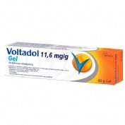 VOLTADOL 11,6 mg/g GEL , 60 g