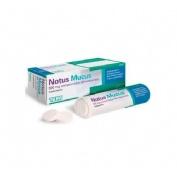 NOTUS MUCUS 600 MG COMPRIMIDOS EFERVENCENTES SABOR LIMON, 10  comprimidos