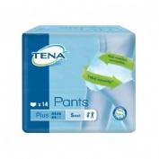 ABSORB INC ORINA NOC ANAT - TENA PANTS PLUS (T- PEQ 14 U)