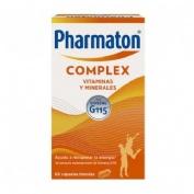 PHARMATON COMPLEX CAPS (60 CAPS)